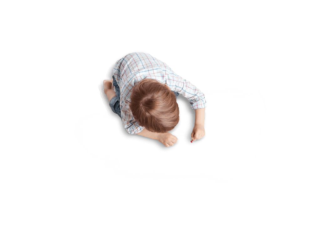 nino-dibujando